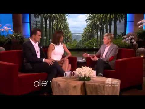Giuliana & Bill Rancic on The Ellen Show