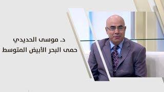 د. موسى الحديدي - حمى البحر الأبيض المتوسط