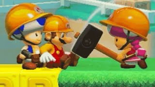 Making Friends in Competitive Mario Maker