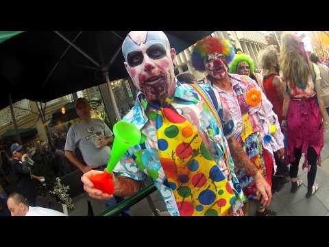 Zombie Clown!