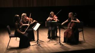 Smetana String Quartet in E minor, 3rd Movement, Largo sostenuto