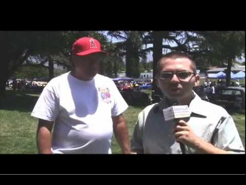 "Interview with Walter ""Buzz"" Dopf, President of the Beaumont Cherry Festival 96th Annual 2012"