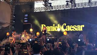 Best Part - Daniel Caesar // Wanderland 2018