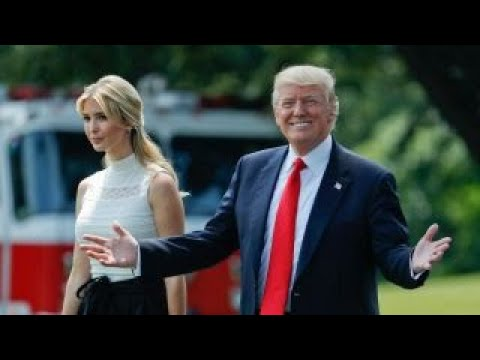 Media attacks Ivanka Trump for latest appearance in North Dakota