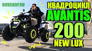 Квадроцикл Avantis Hunter 200 New Lux - обзор