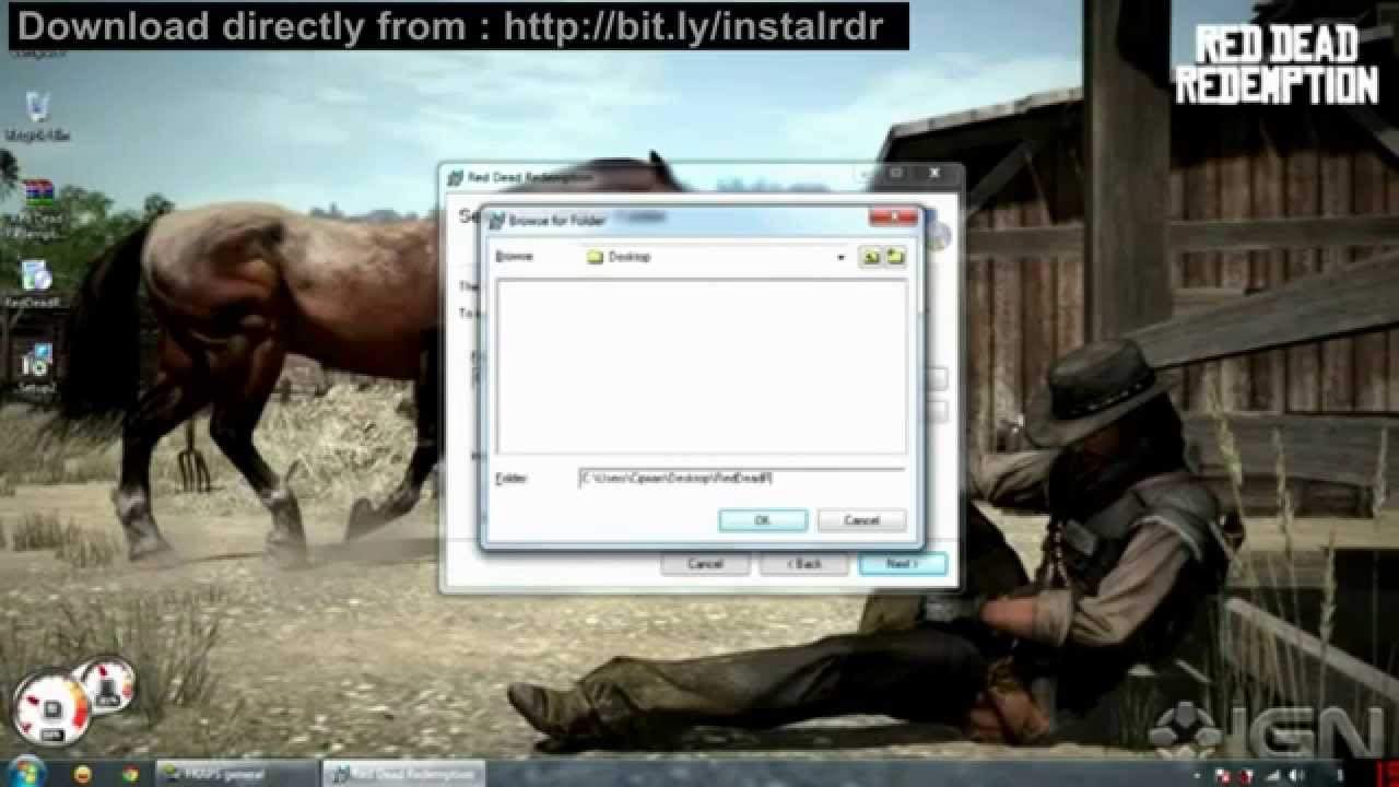 red dead redemption pc download
