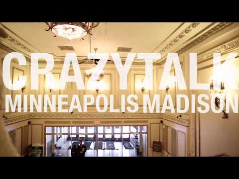 Mat Kearney - CRAZYTALK Tour Highlights...
