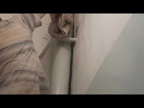 Замена стояка канализации в квартире. #1 Демонтаж. Часть 1.
