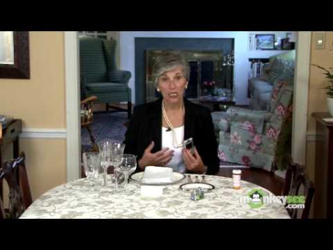 table manners etiquette video 3