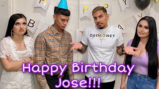 Nestor Ruined Jose's Birthday Surprise!!!