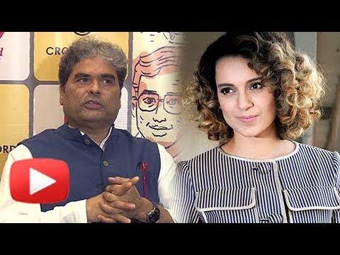 Vishal Bhardwaj Supports Kangana Ranaut, REACTS On Controversy