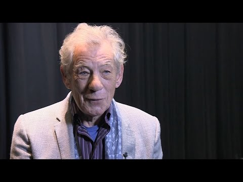 Ian McKellen on working with Anthony Hopkins  The Dresser: Exclusive   BBC