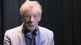 Ian McKellen on working with Anthony Hopkins - The Dresser: Exclusive Interview - BBC