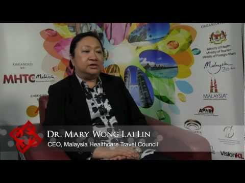 Executive Focus: Dr. Mary Wong Lai Lin, CEO, Malaysia Healthcare Travel Council (MHTC)