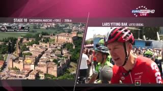 Gambar cover Giro d'Italia 2015 Full HD 1080p | Stage 10