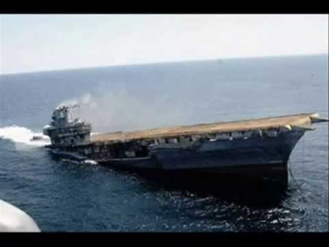 Amazing Ships Sink 1902 2011 Youtube