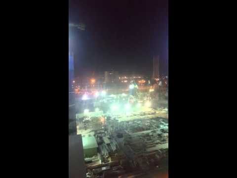 Keppel Land. 4:20am. We are above the law.(aka corrupt)Doing construction