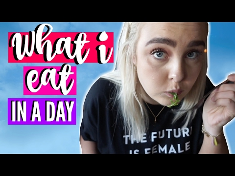 WHAT I EAT IN A DAY | California Edition ♡