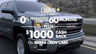 Crown Buick GMC   August 2014