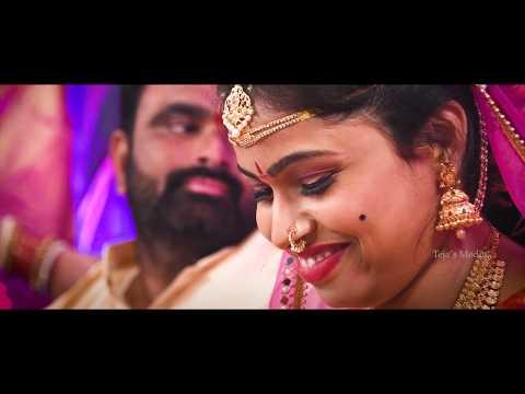Rishika + Santosh Wedding Highlights Kalyaname kamaniyame