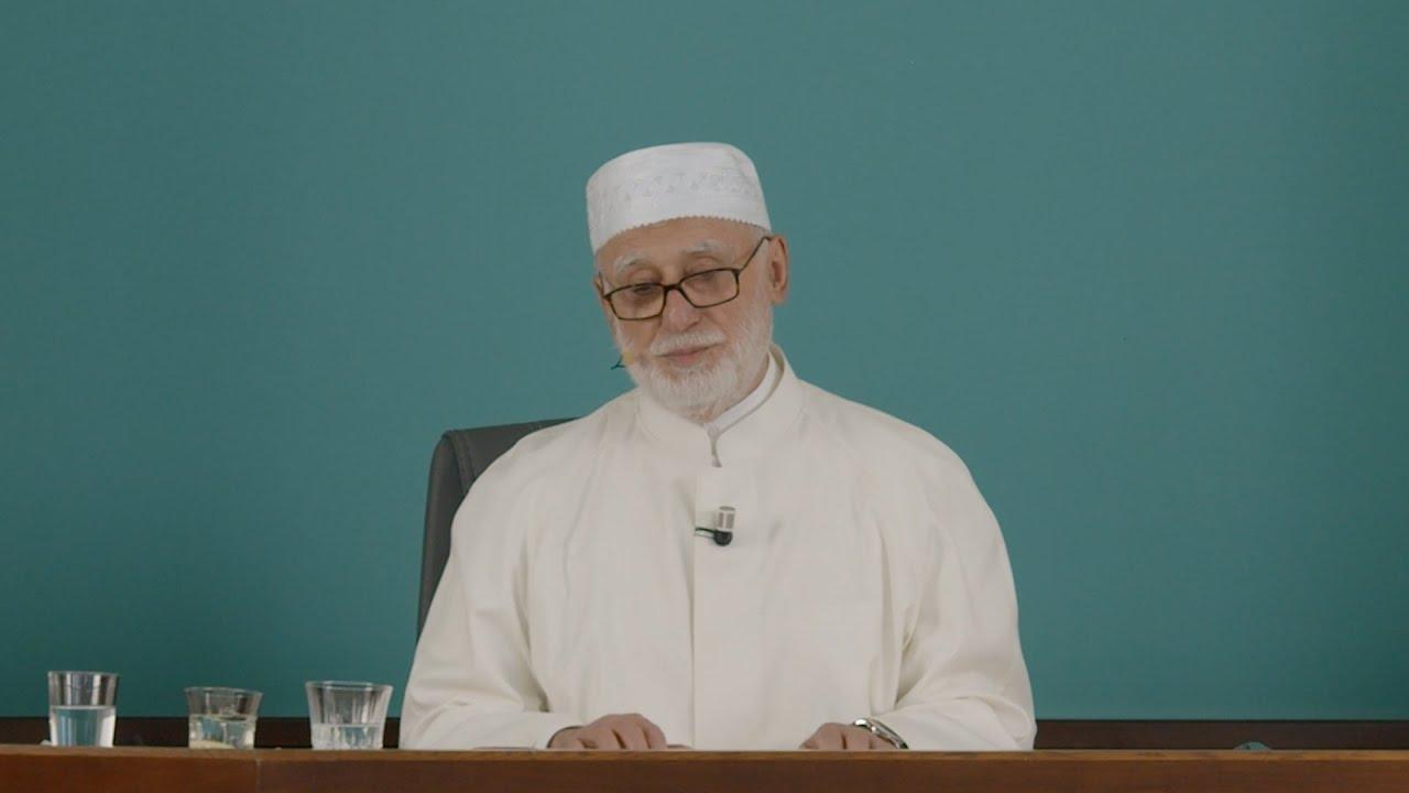 03 Ağustos 2020 Sohbeti - Osman Nuri Topbaş