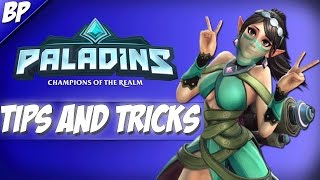 Paladins Tips and Tricks (Beginner Guide)
