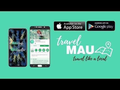 Travel MAU - App Pitch Video
