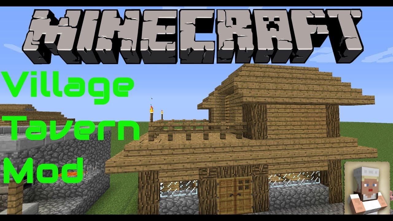 Image Result For Minecraft Build Village Mod