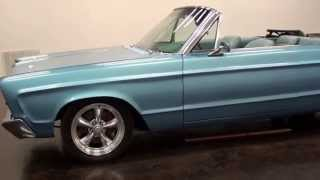 1965 Plymouth Fury Convertible 4 Speed