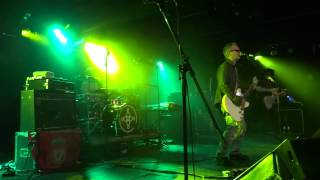 The Mission, Grip Of Disease, Budapest A38, 6th June 2012