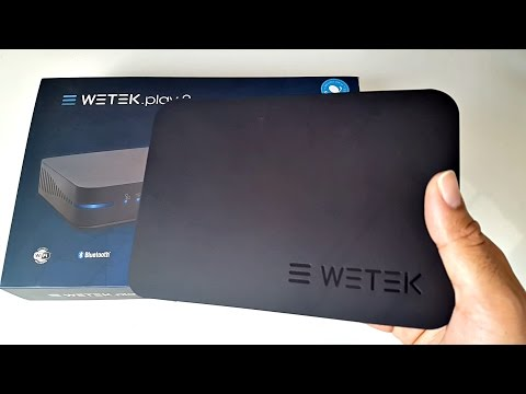2017 WETEK Play 2 - Hybrid Android TV Box With DVB Satellite/TV Tuner
