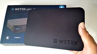 2017 WETEK Play 2 - Hybrid Android TV Box with DVB Satellite/TV Tuner