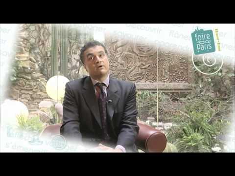 """Foire de Paris 2011 - Interview de Carl Honoré, auteur du best seller """"L'éloge de la lenteur"""""""