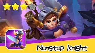Nonstop Knight Walkthrough Enter a dungeon adventure! Recommend index three stars