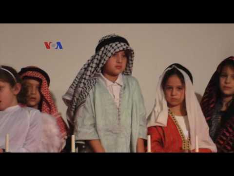 Gereja Kristen Berbahasa Arab di AS - Liputan Feature VOA