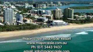 Maroochydore accommodation - Majorca Isle Beachside Resort