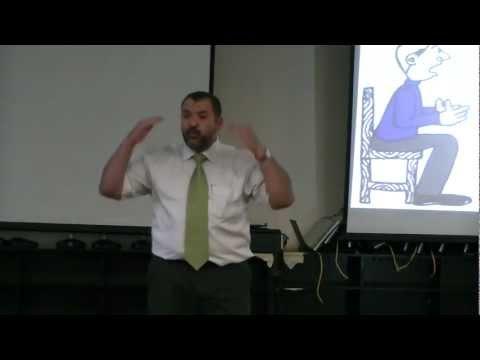 MSAJ Lecture in Tokyo Tech Muslim Society