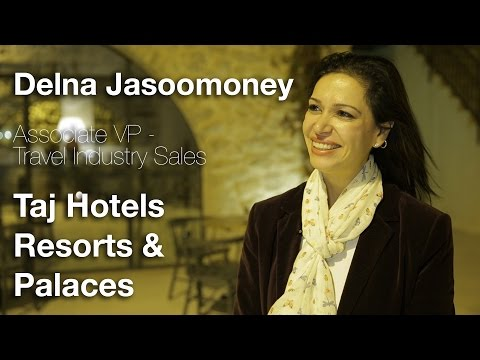 Connections Leaders TV Interview, Delna Jasoomoney, Taj Hotels Resorts & Palaces