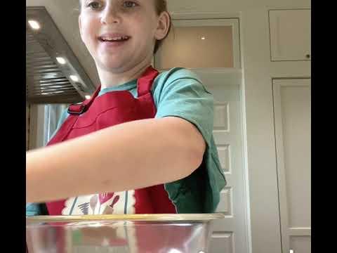 Egg Scramble-Chef Odette from Bonham Academy