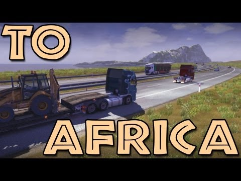 To Africa - Euro Truck Simulator 2 (Research Profile)
