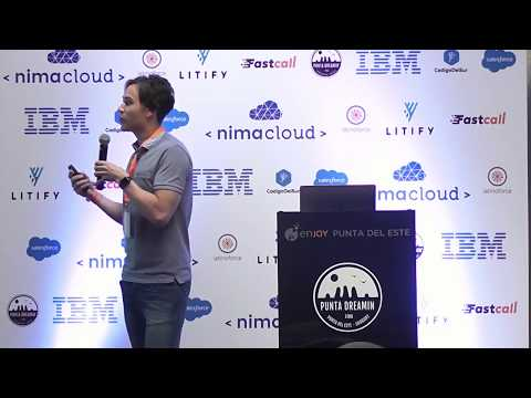 PuntaDreamin18 - Luciano Straga - Using PredictionIO for Predicting Dropout Rates
