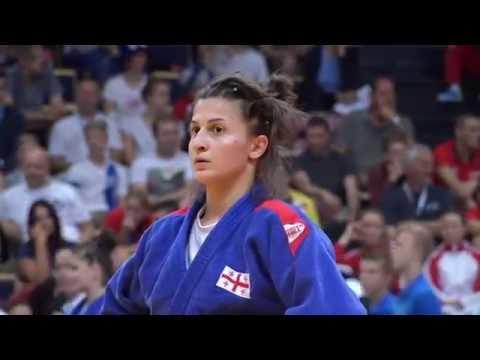 Cadet European Team Championships - 2016 - Italy-Georgia