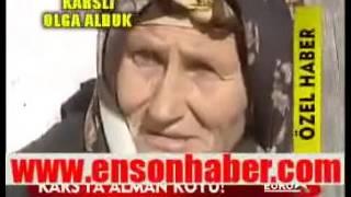 Kars'ta Yaşayan Alman Aile