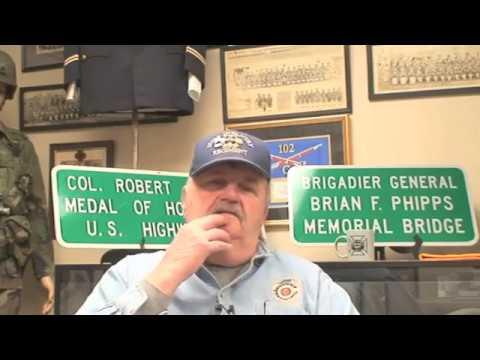 Interview with Frederick G. Horn, Vietnam and Gulf War veteran.  CCSU Veterans History Project