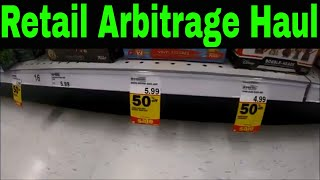 Retail Arbitrage Haul - Sourcing Ride Along