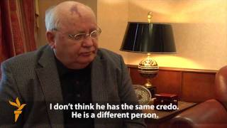 Interview: Gorbachev On Putin