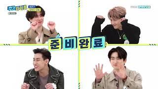 [ENG/INDO SUB] Weekly Idol 488 GOT7 Full Episode
