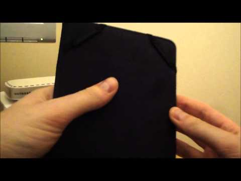 Kindle Cover Review - Marware Eco-Vue