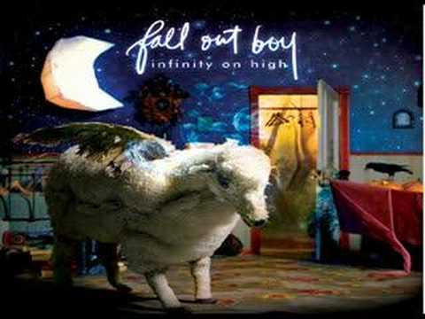 Fall Out Boy- This ain't a scene, it's an arms race