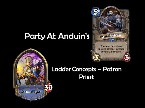 Ladder Concepts - Party at Anduin's Pt 1